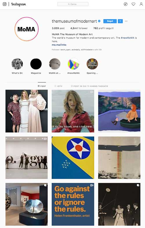 instagram-strategy-moma-museum-acanto